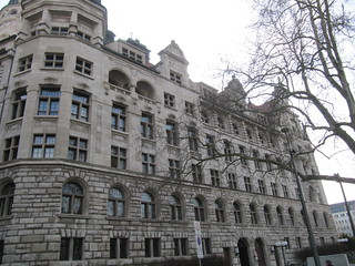 Image of Neues Rathaus. leipzig