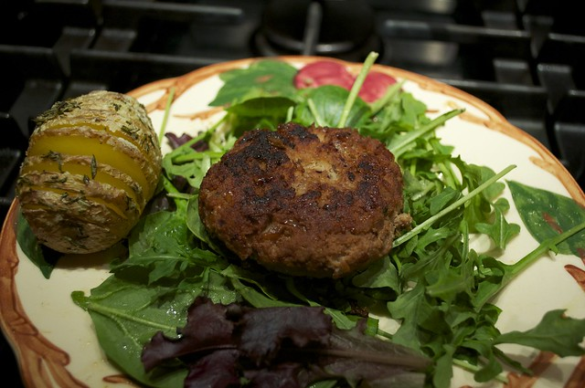 Christie's Quick, Easy, and Healthy Turkey Burger