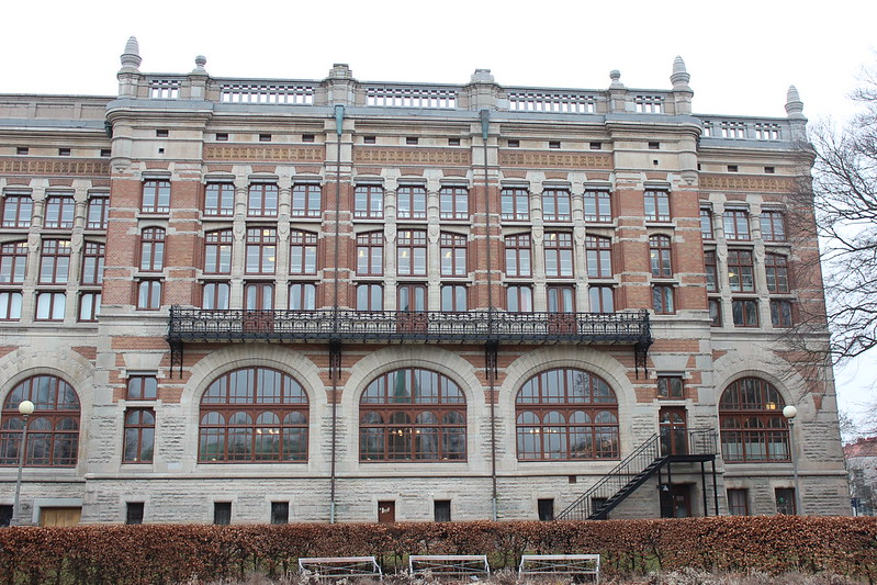 Gothenburg, Et dryss kanel