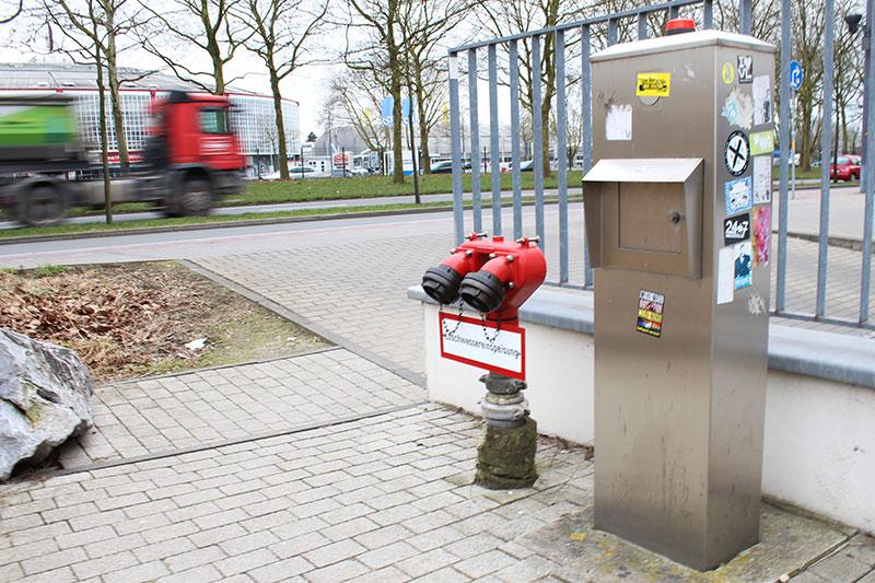 Dortmund's B1 Detailaufnahme