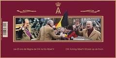 12 Roi Albert II blaadje