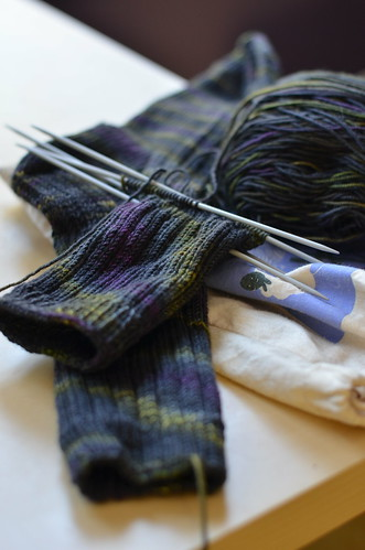 Knitting to Stay Sane NetworkedBlogs by Ninua