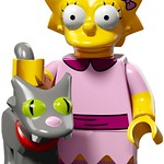 LEGO The Simpsons Lisa