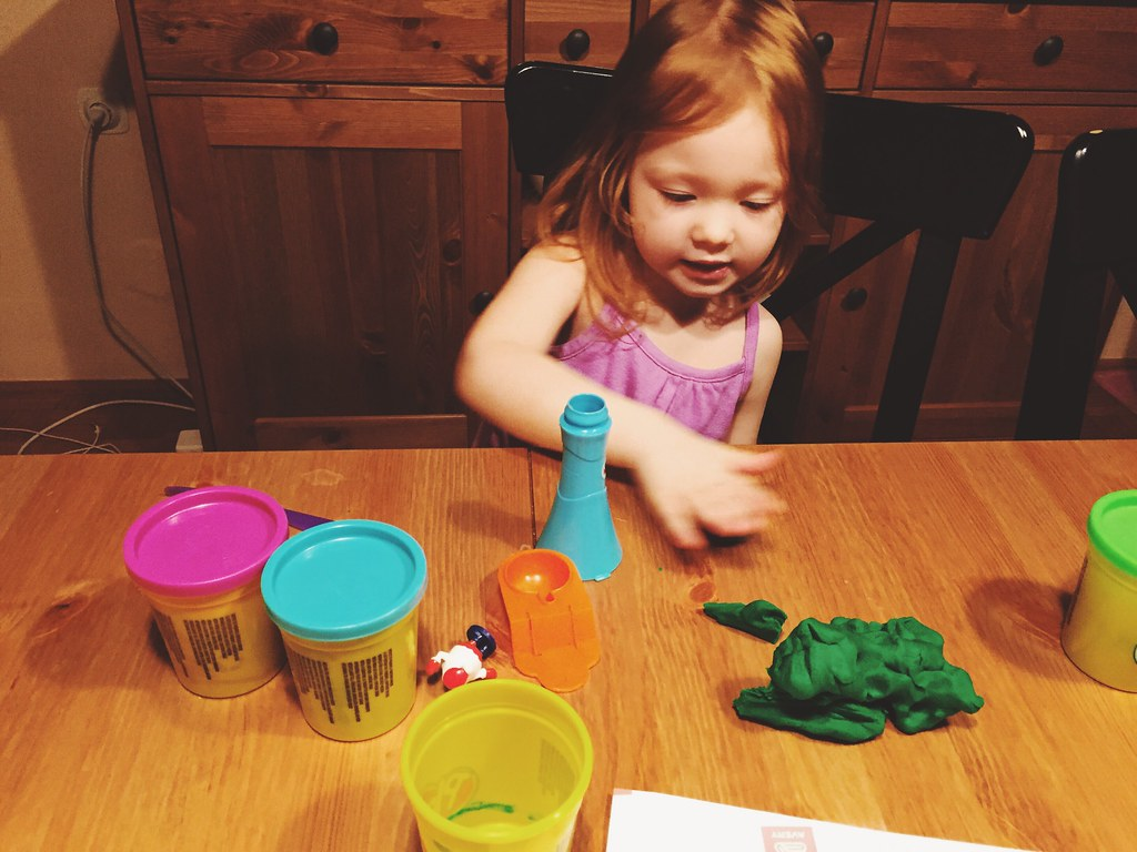 PlayDough (3/14/15)