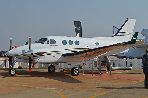 Beech C90GTx King Air 'ZS-PLN' | by Hawkeye UK