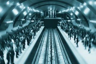 Sofia Metro, Bulgaria