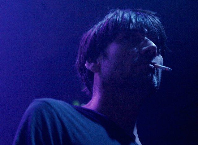 Header of Alex James