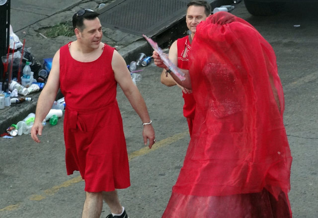 red-dress-walkers