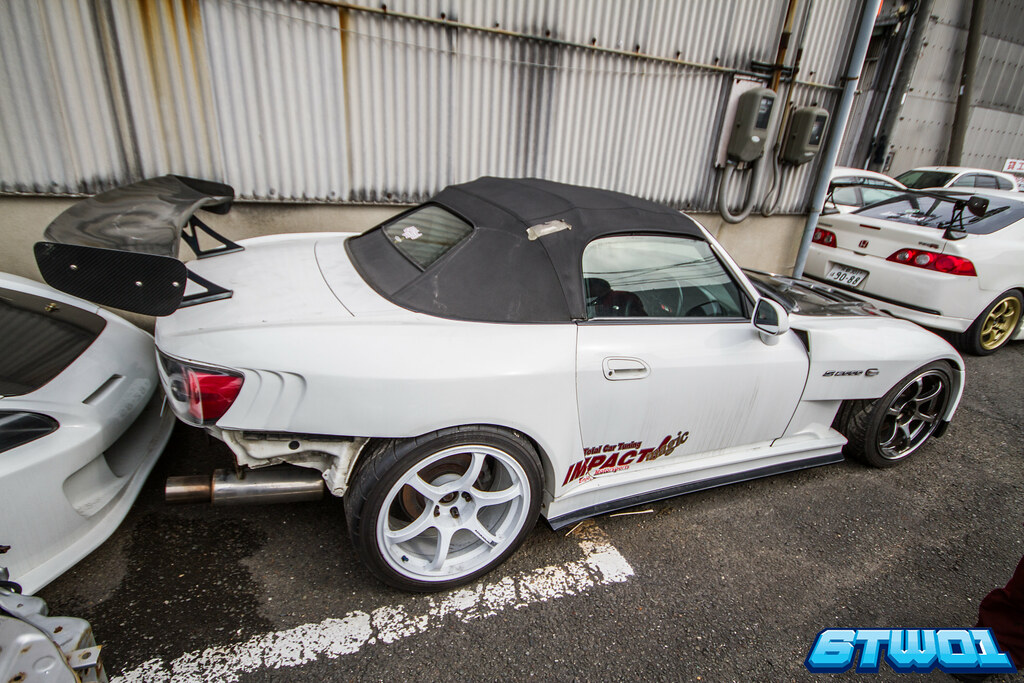 S2k Sck rear
