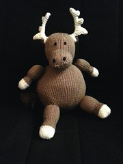 Moose for baby Phillips