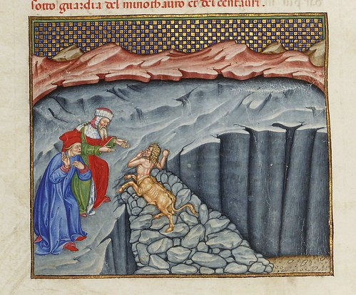010-Ms 2017- L'Enfer de Dante…1401-1500-Folio 134v- Bibliothèque nationale de France