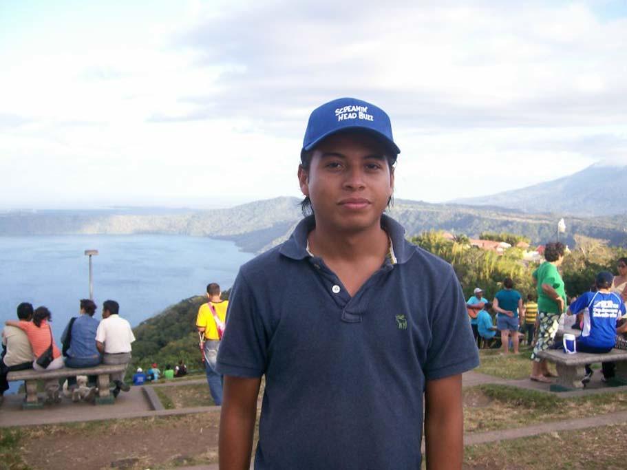Edwin - tour guide Nicaragua