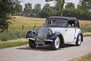 DKW F5-700 Meisterklasse Cabrio-Limousine 1935 (8085)