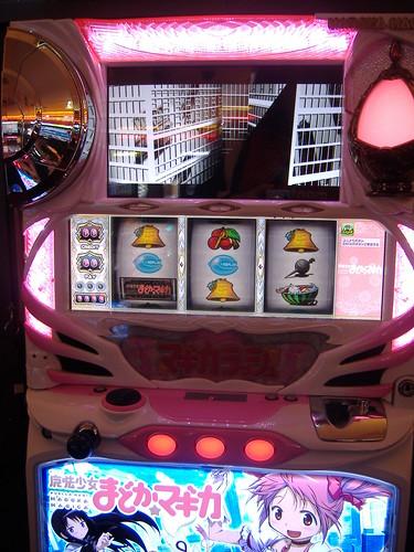 Madoka slot machine