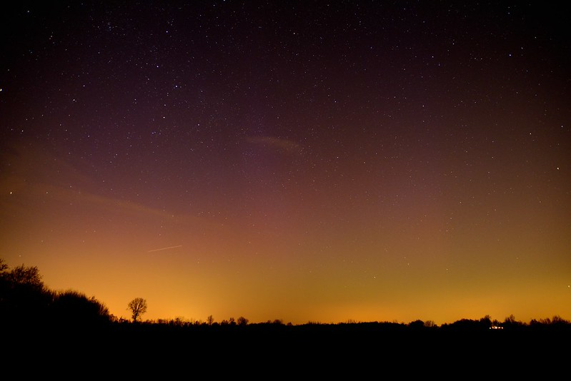 Aurora from the Netherlands