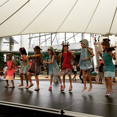 These girls rocked the cat walk today. #familyfestival #uwcsea_east #uwcsea_service @cpsillides
