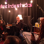 Thu, 12/03/2015 - 7:05pm - Brandi Carlile, Phil and Tim Hanseroth and the band, Electric Lady Studios session, NYC. Hosted by Rita Houston. Photo by Gus Philippas.