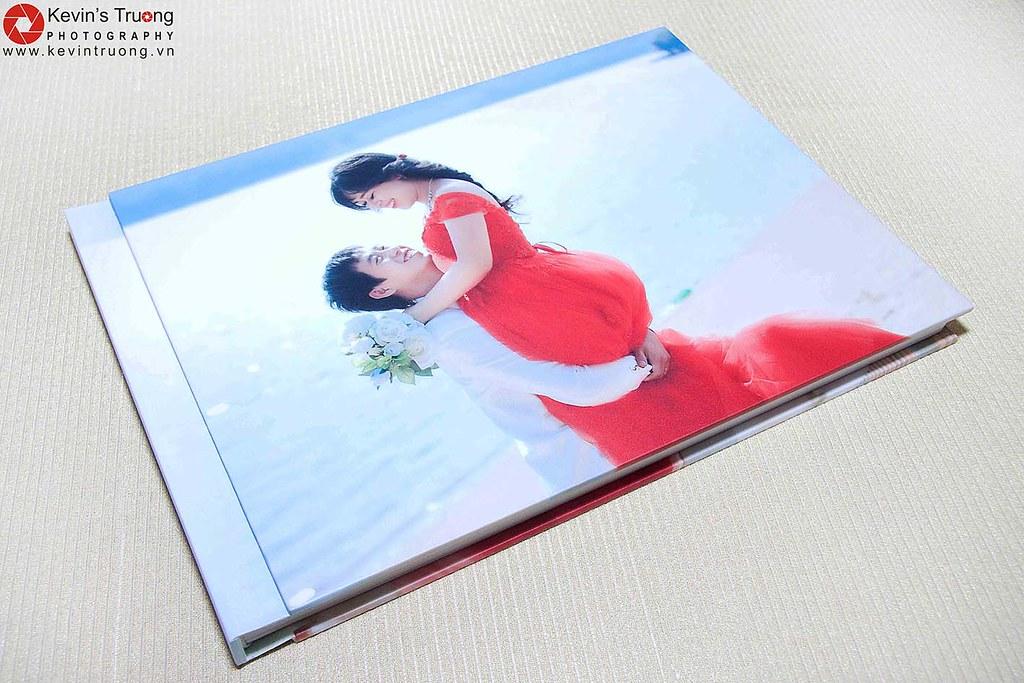 Gia cong album kevin