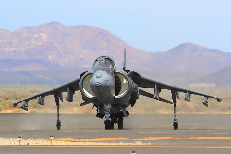 IMG_7212  AV-8B Harrier II