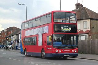 Stagecoach London . 17395 Y395NHK . South Chingford , London , E4 . Wednesday 25th-March-2015 .