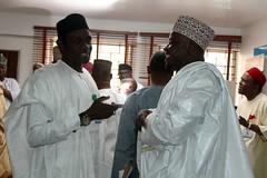 All Progressive Congress (APC) Press Meeting Abuja