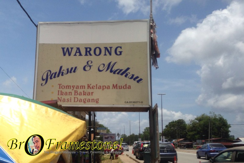 Warong Paksu & Maksu, Tanjung Lumpur, Kuantan