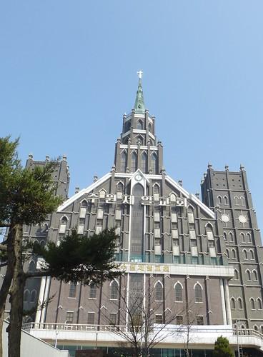 Co-Suwon-Ville-Eglise Presbyterienne (1)