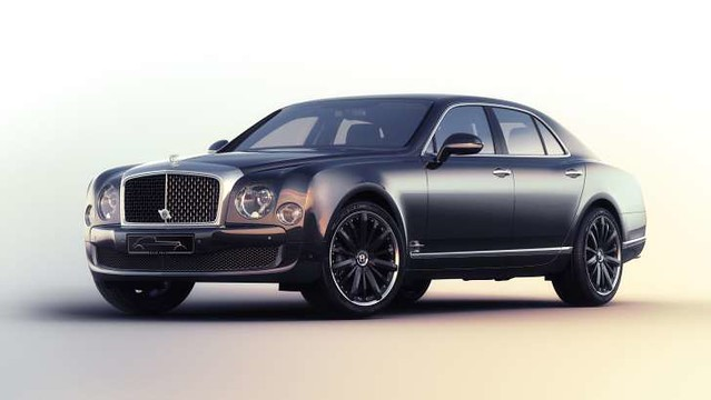All aboard the Bentley Blue Train limited edition