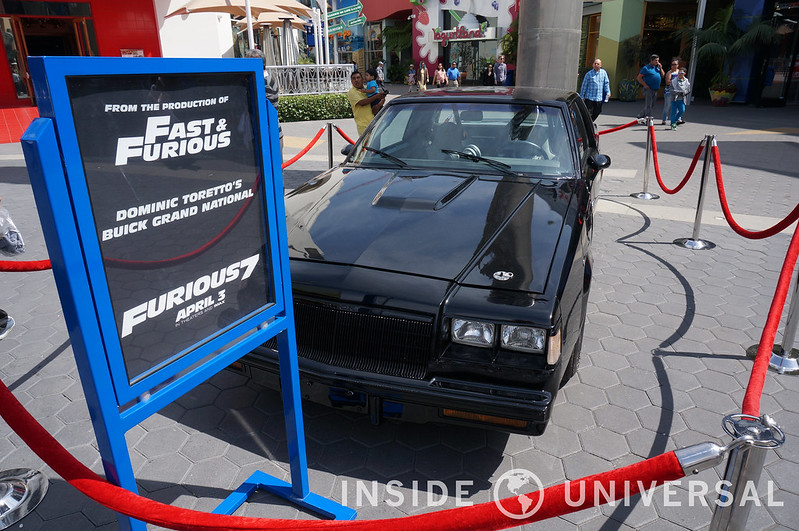Photo Update - April 5, 2015 - Universal Studios Hollywood