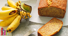 Banana Bread Recipe - For a Fit Healthier Lifestyle
