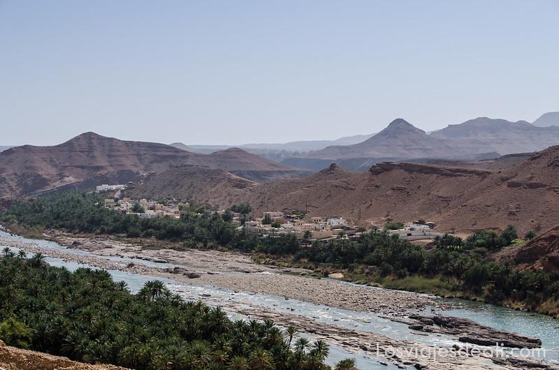 Omán y la ciudad de Simbad el Marino