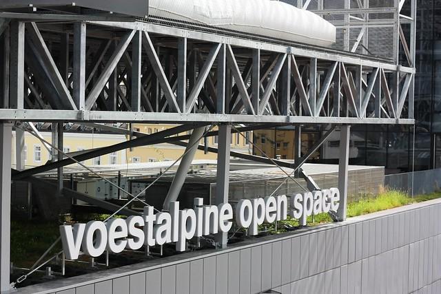 [105/365] voestalpine open space | Höhenrausch 2014 – Bewegte Räume | Linz