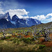 Majestic Torres del Paine by marko.erman