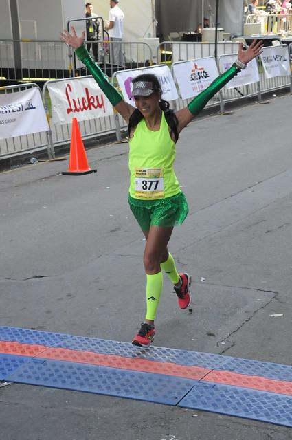 Oakland Marathon 2014