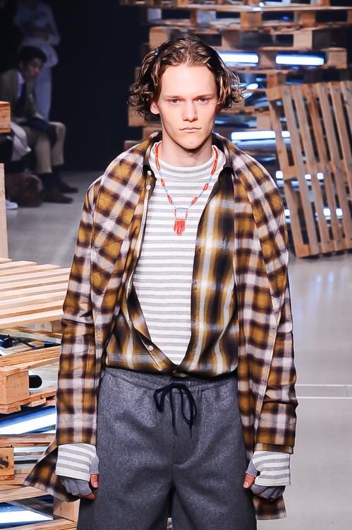 Ryan Keating3020_FW15 Tokyo DISCOVERED(Fashion Press)