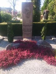 Evald Tang Kristensens gravsted