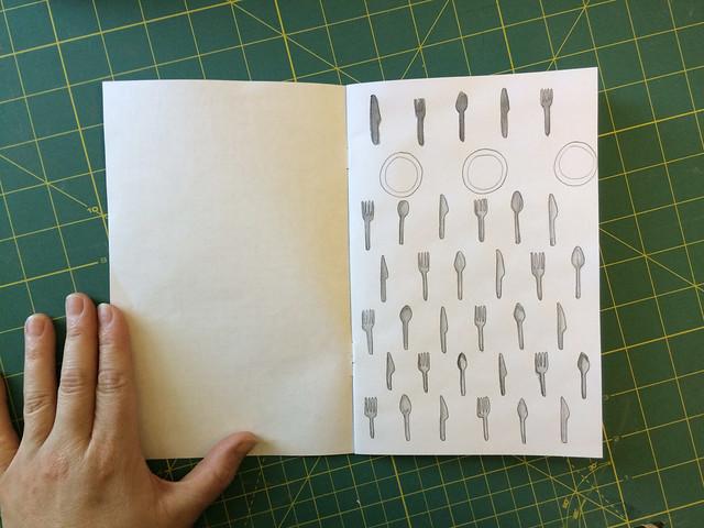 little pencil pattern book