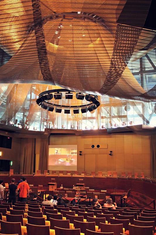 EU-tuomioistuimen sali
