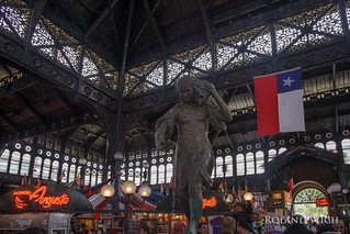 Santiago de Chile - Mercado Central