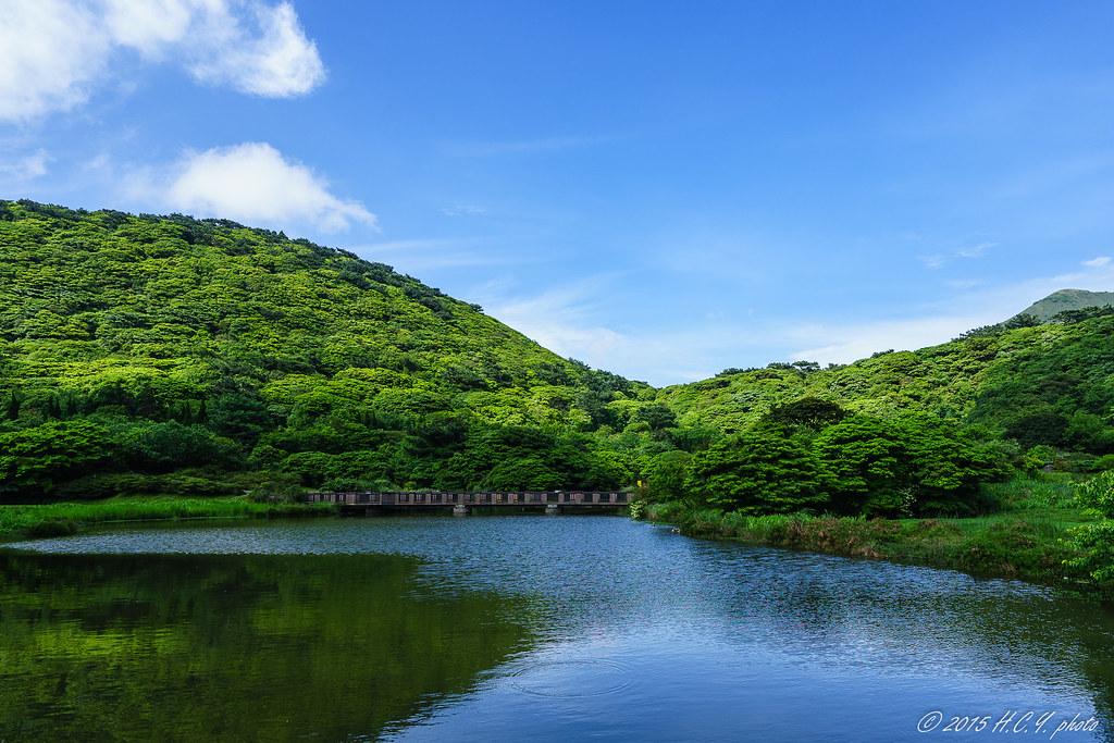 大屯自然公園 陽明山