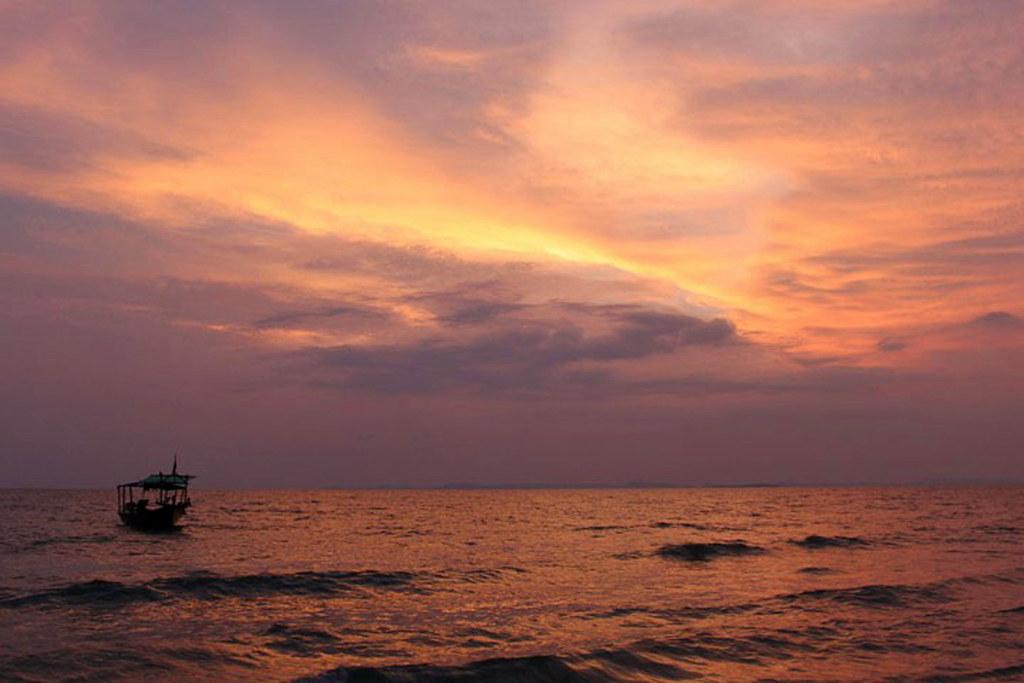 kratie og Banlung i Cambodja