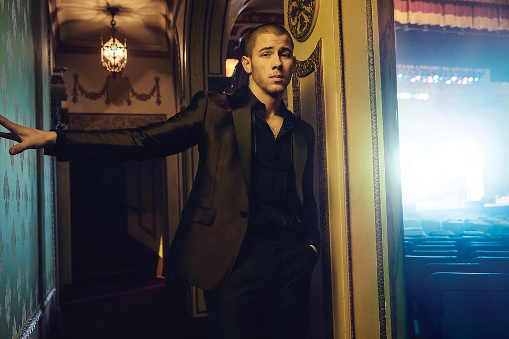 Ник Джонас — Фотосессия для «Billboard» 2016 – 2