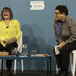 Ali Smith | Lots of laughter with Ali Smith and Jackie Kay © Robin Mair