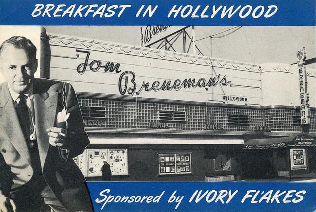 Tom Breneman's