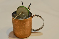 Steakhouse 55 - Moscow Mule