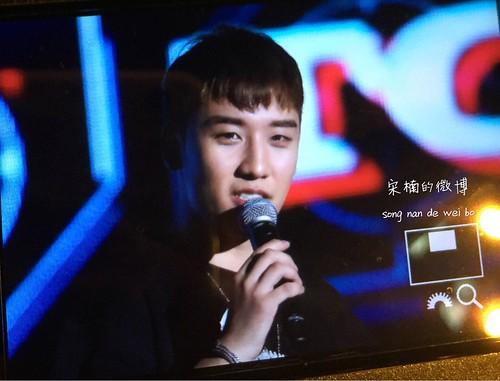 BIGBANG FM Chengdu 2016-07-03 Seungri (7)