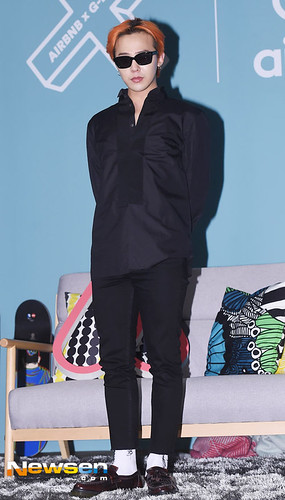 G-Dragon - Airbnb x G-Dragon - 20aug2015 - Newsen - 07