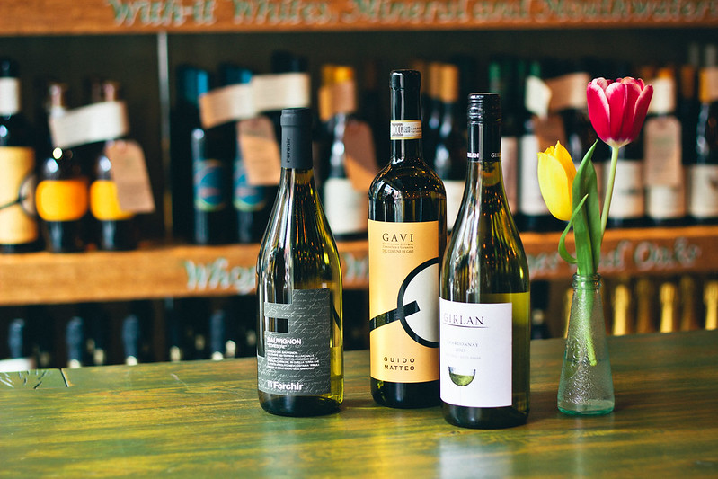 {spring wines with Dalla Terra} via chevrons & éclairs