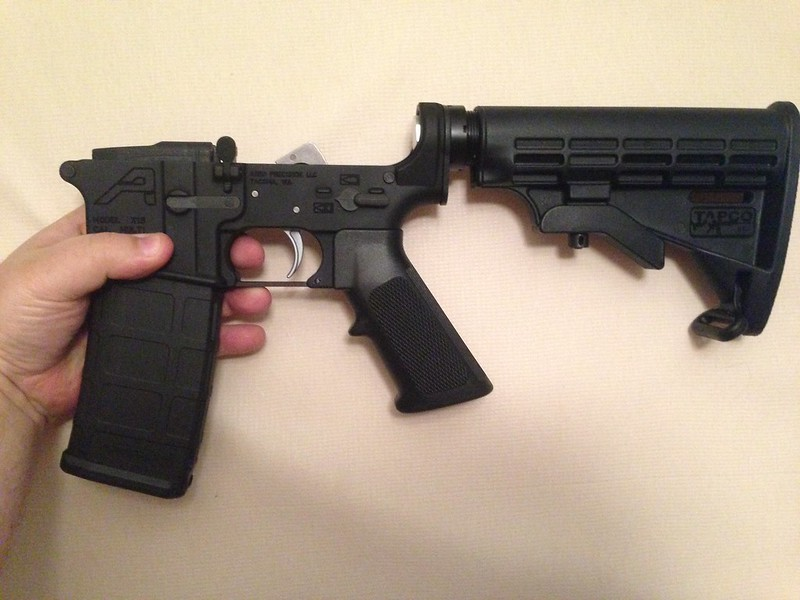 Need Recommendation for a AR-15 Sling   North Carolina Gun