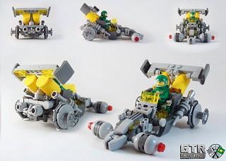 "Spaceman Pete's ""Speedy Greeble"""
